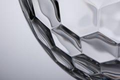 Abstrakt makro av glass celler royaltyfri bild