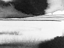 abstrakt makro för färgpulver 7 Arkivbild