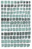 Abstrakt mall med borsteslaglängder Arkivfoto
