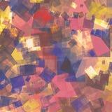 Abstrakt malujący atramentu muśnięcie muska grafikę Suchy atrament spattered na grungy powierzchni Bardzo kreatywnie tematu proje royalty ilustracja