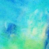 Abstrakt malujący atramentu tło Obraz Stock