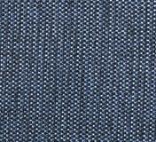 Abstrakt marinblå textiltextur Arkivfoto