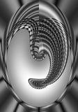 abstrakt maskering royaltyfri illustrationer