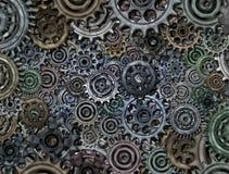 abstrakt mekanism arkivfilmer