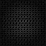 Abstrakt metallisk bakgrund, vektor Arkivbild