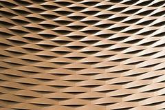 abstrakt metallisk modell Arkivfoton