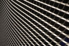 Abstrakt metallisk struktureffekt Royaltyfri Fotografi