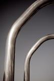abstrakt metallrör Royaltyfri Bild
