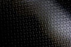 Abstrakt metalltextur, aluminum plattamodellstil av stålgolvet för bakgrund stock illustrationer