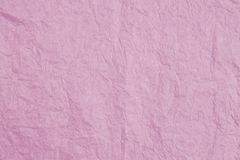 Abstrakt miący menchia papieru tekstury tło Obrazy Royalty Free