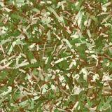 Abstrakt militär kamouflagebakgrund Arkivbild