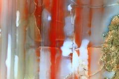 Abstrakt mineralisk textur Arkivfoto