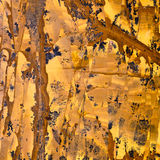 Abstrakt mineralisk textur Arkivbilder