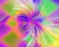 Abstrakt mjuk färgbakgrund för design Royaltyfri Bild