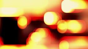 Abstrakt mjukt defocused blured dynamiskt livligt för ljus för läckafärgljus rörelse för bakgrund ny kvalitets- universell lager videofilmer