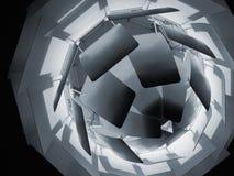 abstrakt modell Fotografering för Bildbyråer