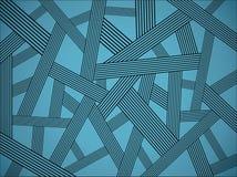 abstrakt modell Arkivfoto
