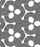 abstrakt modell royaltyfri illustrationer