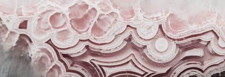 Abstrakt modell av agatstenen Arkivfoton