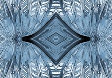 abstrakt modellform royaltyfri illustrationer