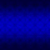 Abstrakt modellmörker - blå färgsignal Royaltyfri Foto