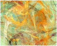 Abstrakt modern akvarellmålning vektor illustrationer