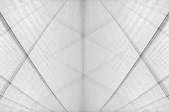 Abstrakt modern bakgrund av träplankorna Skärande remsor för abstrakt minimalistic modell Fotografering för Bildbyråer
