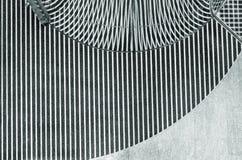 Abstrakt modern inre arkivbild