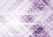 Abstrakt modern vektordesign Arkivfoton