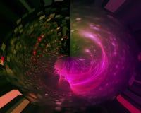 Abstrakt modernt texturkaos, dynamiskt för modern design för rörelse magiskt arkivbilder