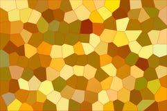 Abstrakt mosaik som bakgrund eller tapeter Royaltyfri Foto