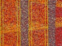 Abstrakt mosaikbakgrund Arkivfoton