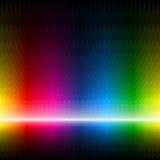 Abstrakt multicolor bakgrund vektor illustrationer