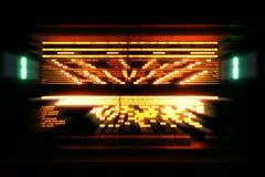 abstrakt musik Royaltyfri Fotografi