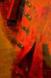 Abstrakt Na Pokładzie zdjęcie royalty free