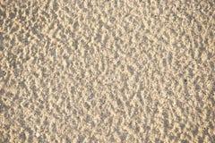 Abstrakt naturlig bakgrund av sand Royaltyfri Foto