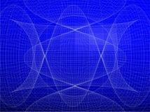 Abstrakt netto strukturvektor för tråd Royaltyfria Bilder