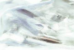 Abstrakt olje- textur för akrylmålarfärg på kanfas, hand-målad bakgrund GJORD SJÄLV abstrakt målad akrylbakgrund Hand-painte Royaltyfria Bilder