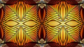 Abstrakt orange bakgrund, rasterbild för designen av textien Arkivfoto