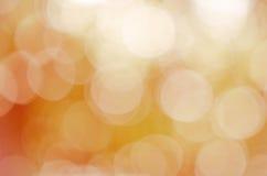 Abstrakt orange suddighetsbakgrund Royaltyfria Foton