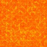 Abstrakt orange vektorbakgrund för brand Royaltyfri Bild
