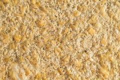 Abstrakt orangetexture av vätsketapeten för dekorativ murbruk Royaltyfri Bild