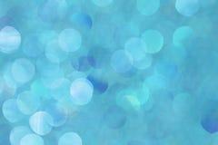 Abstrakt oskarp blå bakgrund Royaltyfri Foto