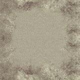 Abstrakt oväsenram, blek grå bakgrund Royaltyfri Foto