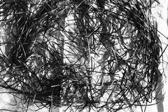 Abstrakt pappers- bakgrund 02 Arkivfoton