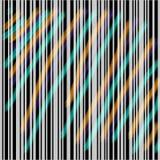 Abstrakt paskuje kolorowego tło wzór Fotografia Stock