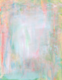 Abstrakt pastellfärgad vattenfärgmålarfärgbakgrund royaltyfri illustrationer