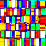Abstrakt pattern4 Obraz Royalty Free