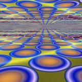 abstrakt perspektiv Arkivfoto