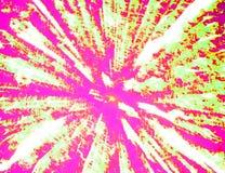 abstrakt pink Royaltyfri Fotografi